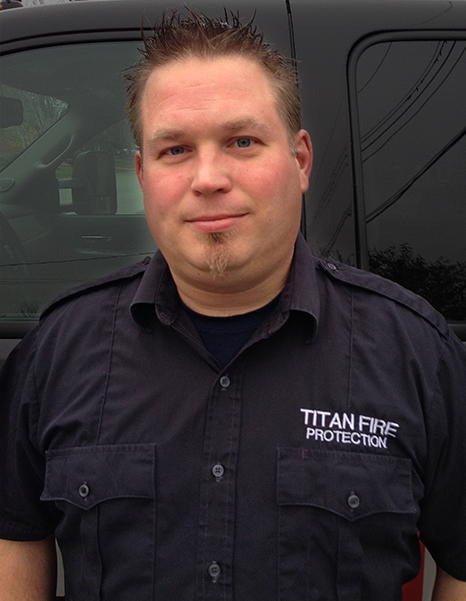 Shawn Kohls of Titan Fire Protection